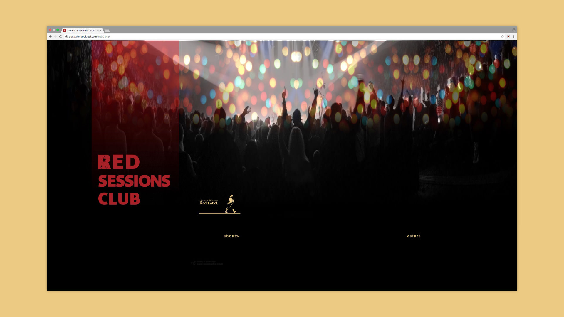 Red Session Club